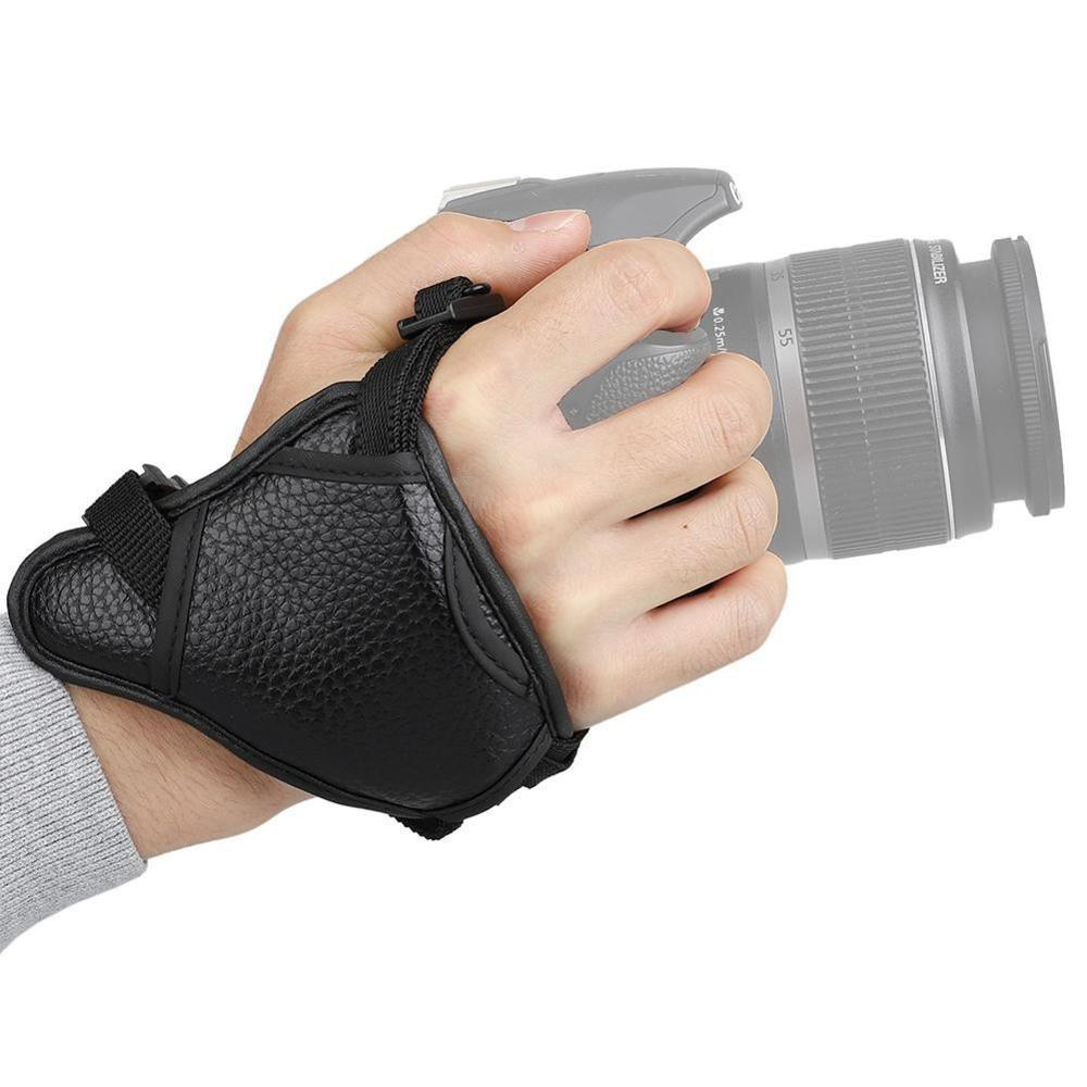 Camera Hand Strap Grip For DLSR For Canon EOS 5D Mark II 1300D 1200D 1100D 100D 760D 750D 700D 70D 6D 450D 650D 600D 400D 350D