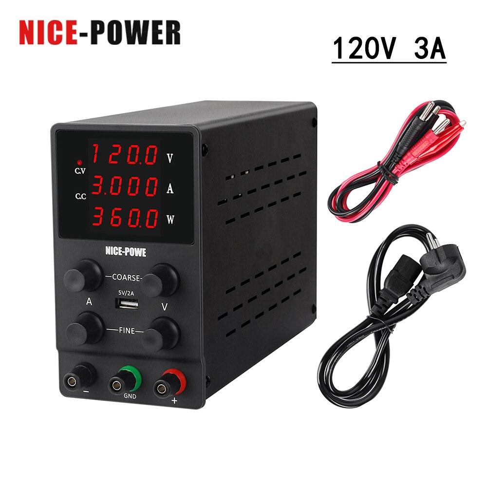 NICE-POWER Lab Switching Power Supply DC laboratory Adjustable 30V 72V 80V 100V 110V 120V Bench Digital Display Power Supplies-0
