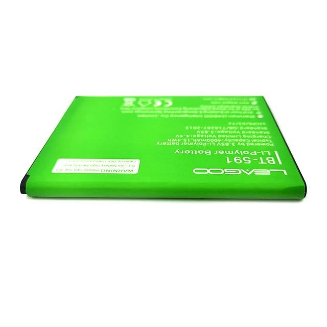 BT-591 4000mAh Battery For LEAGOO KIICAA POWER High Quality +Tracking number