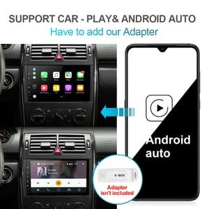 Image 5 - Isudar PX6 1 Din Android 10 Auto Radio For Mercedes/Benz/Sprinter/Viano/Vito/B class/B200/B180 Car Multimedia DVD Player GPS FM