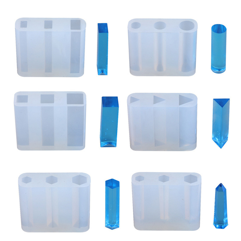 DIY Jewelry Making Silicone Casting Mould Craft Tool Molds For Jewelry Pendant Resin 4*4cm