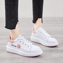 Новинка 2018 модная женская повседневная обувь больших размеров