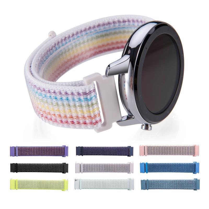 Watch Strap For Garmin Vivoactive3 M Size Sport TPU Belt Bracelet Wriststrap For Samsung Galaxy Watch 42mm Watch Accessories