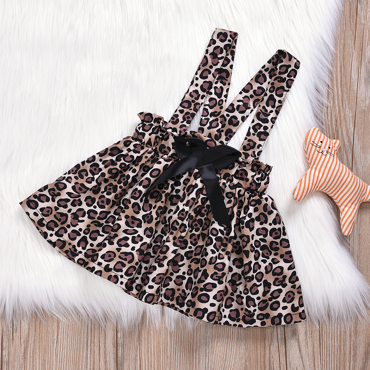 0-4T Newborn Toddler Kid Baby Girl Clothes Set T-Shirts Tops Skirt Autumn Winter Clothes Pakistan