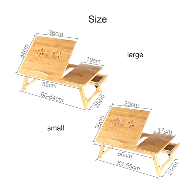 Foldable Table Top Desk 6