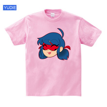 Lady Bug T-shirt Baby T Shirt Clothes Girls Cotton Costume Children Clothing Boys Short Sleeve Kids Tees Tops 2020 Summer New 9T new 2018 brand summer 100% cotton baby boys clothing toddler children kids clothes tees t shirt short sleeve t shirt boys blouse