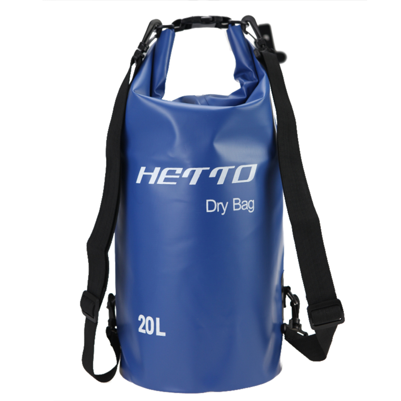 20L Dry Bag Waterproof Storage Outdoor Diving Swimming Rafting  Kayaking Backpack