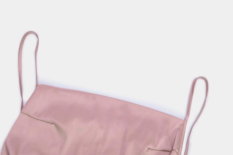 mini satin dress05