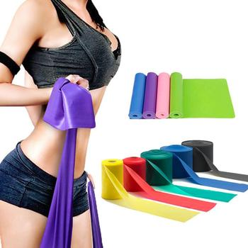 Fitness Resistance Bands Latex Band Fitness Elastic Stretching Exercise Training Pull Rope Strength Rubber Loops resistance bands 8 shaped fitness elastic rubber loops latex pull rope sports rubber expander band yoga pilates fitness belt