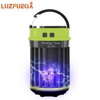 20ワット超強力な抗蚊ランプusb充電ledランタンバグ昆虫ライト殺害害虫リペラーポータブルキャンプライト