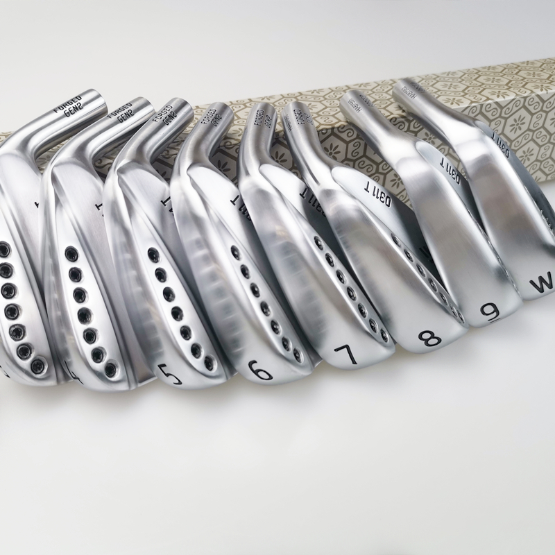 Mens Golf Clubs Silver 11Tgen2 Irons Set 3-W 8PCS Graphite Golf Shafts Golf Headcovers Wood Clubs Free Shipping