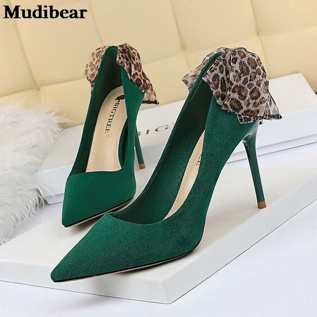 Фото туфли лодочки mudibear женские милые свадебные туфли на высоком цена