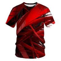 Camiseta de manga corta con estampado 3D para hombres 2019, camiseta de manga corta para hombres, divertida camiseta de ajuste Delgado Harajuku, camiseta de Hip Hop Streetwear, Homme