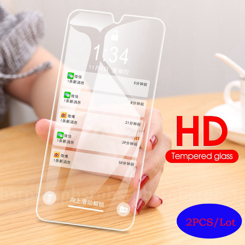 2Pcs HD Full Screen Protective Glass For UMIDIGI A5 PRO Tempered Glass Full Cover Screen Protector Film For UMIDIGI A5 Pro Glass