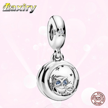 Luxury Charms Bracelet DIY CZ Beads Charm 925 Sterling Silver Fit Charms Silver 925 Original Nuevos Beads For Jewelry Making