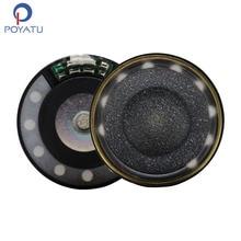 POYATU Auriculares Speakers Parts Speaker Driver For Audio Technica ATH M40X ATH S700BT Loudspeakers Drivers Headphones Speaker