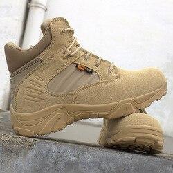 Fabricantes al por mayor Fans del ejército Delta bajo botas del desierto botas de combate Fuerzas Especiales 511 escalada de montaña escalada al aire libre