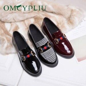 Image 1 - Lüks tasarım ayakkabı kadın pompaları 2020 yeni siyah topuklu iş deri bayan ayakkabı artı boyutu mükemmel kadın ayakkabı Zapatos mujer