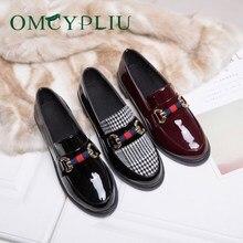 Luksusowy projektant buty damskie czółenka 2020 nowe czarne obcasy praca skórzane buty damskie Plus rozmiar doskonała kobieta buty Zapatos mujer