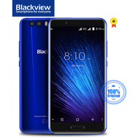 Blackview P6000 6GB 64GB 21MP Dual Cameras Face ID Smartphone Helio 6180mAh Big Battery 5.5 FHD Android 7.1 Quick Charge phone