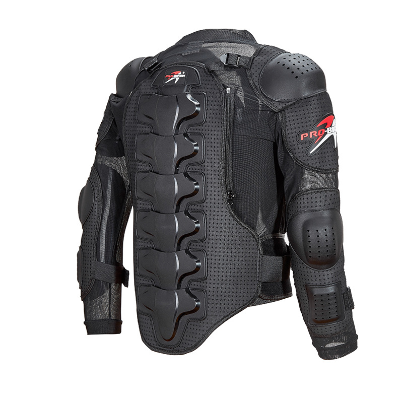 2019 New PRO-BIKER motorcycle armor Motorcyclist Body Protector protective set motor racing protection back protection VEST