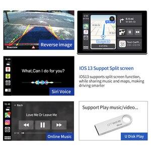 Image 5 - LoadKey אלחוטי Carplay מפענח עבור אאודי A4 A5 S5 Q5 ללא MMI 09 18 רכב מולטימדיה לרכב לשחק אפל Carplay/אנדרואיד אוטומטי Airplay