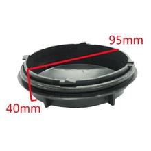 1 pc para toyota reiz 2014 farol capa protetora contra poeira capa traseira do farol xenon lâmpada led extensão capa poeira