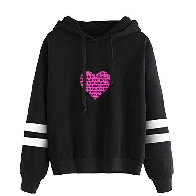to My Downfall Album MGK Rapper Parallel Bars Sleeves Rapper Hoodies Sweatshirt Casual Hooded 3