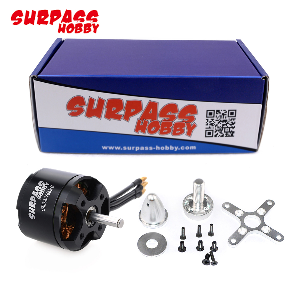 RC Motor,C5055 5055 400KV/600KV/700KV Brushless Motor For Airpalne Aircraft Multicopters RC Plane Helicopter