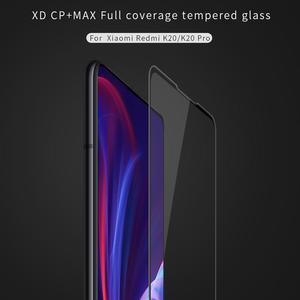 Image 3 - Xiaomi Redmi Note 9 Pro Glass NILLKIN XD CP + MAX 2.5D 풀 커버 강화 유리 스크린 보호대 (redmi K20/K30 Pro galss 용)