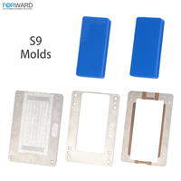 Amazing S9 Molds For Fix Samsung Edge Touch Screen Refurbishing In An Easy Way
