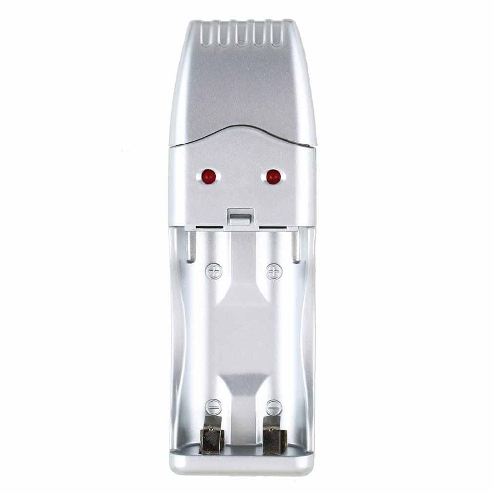بطارية نيمه قابلة للشحن AA AAA قدرة عالية شاحن يو اس بي AAA/AA * 2 = 160mA USB DC5V مدخل USB ميناء/محول التيار المتردد بالطاقة jul 6