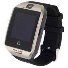 Serce zegarka łuku zegar z wyświetlaczem wsparcie kamera karty Sim TF smartfon lokalizacja otrzymać telefon zwrotny od zegarek Smart Watch z ekranem dotykowym tanie tanio ONLENY CN (pochodzenie) Android OS Na nadgarstku 128 MB Wiadomość przypomnienie 24 godzin instrukcji Miesiąc Tydzień