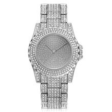 Women Quartz Watch Fashion Bling Casual Ladies Watch Female Quartz Gold Watch Crystal Diamond For Women Clock цена и фото