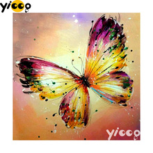 Full Square/Round drill diamond Painting butterfly 5D DIY diamond embroidery mosaic Decoration painting CX0103 full square round drill diamond painting cow 5d diy diamond embroidery animal mosaic decoration painting cx0103