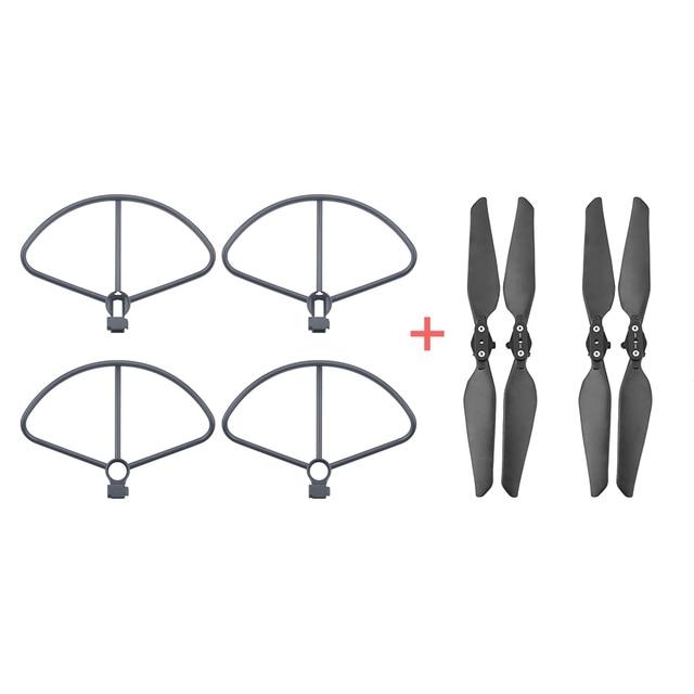 Hélices à dégagement rapide pour FIMI X8 SE 2020 protecteur de garde dhélice bague de protection accessoires pales quadrirotor RC accessoires