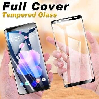 Перейти на Алиэкспресс и купить Защитная пленка на весь экран для HTC Desire 19s 12s 12 U Ultra Play U11 U12 U19e 19 Plus 10 Evo закаленное стекло