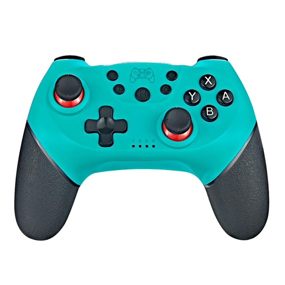 Беспроводной Bluetooth геймпад для Nintendo Switch Pro NS переключатель Pro игровой джойстик игровой контроллер для коммутатора консоли с 6 осевым ручка|Портативные игровые консоли|   | АлиЭкспресс