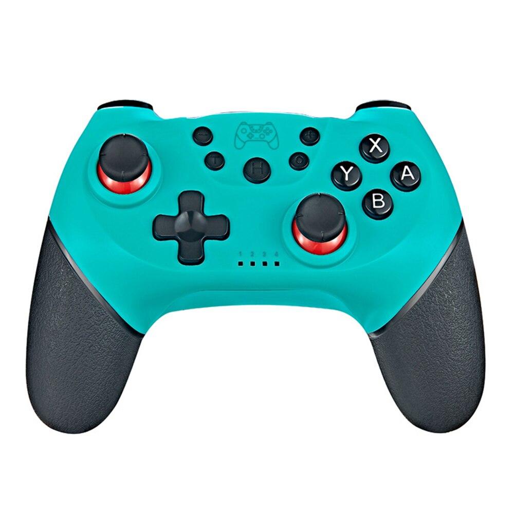 Беспроводной Bluetooth геймпад для Nintendo Switch Pro NS-переключатель Pro игровой джойстик игровой контроллер для коммутатора консоли с 6-осевым ручка