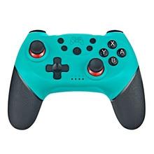 Sem fio bluetooth gamepad para nintend switch pro ns-switch pro controlador de joystick de jogo para console de interruptor com 6 eixos lidar