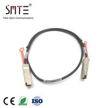 40GB QDR QSFP + רוזוולט QSFF 8436 4x qdr infiniband כבל 45W9385 H26847C 8120 6313 Qsfp רוזוולט IB QDR 1 2 3 4 מטר