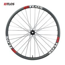 29er Asymmetric 40mm width 34mm internal All mountain / downhill carbon bike wheelset- WM-i34A-9-N