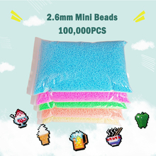 Mini ironing beads for children