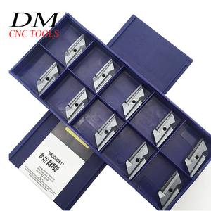 Image 4 - 10pcs KNUX 160405R/KNUX 160405L CUTTING TOOL inserts STEEL TURNING Cemented carbide Turning blade