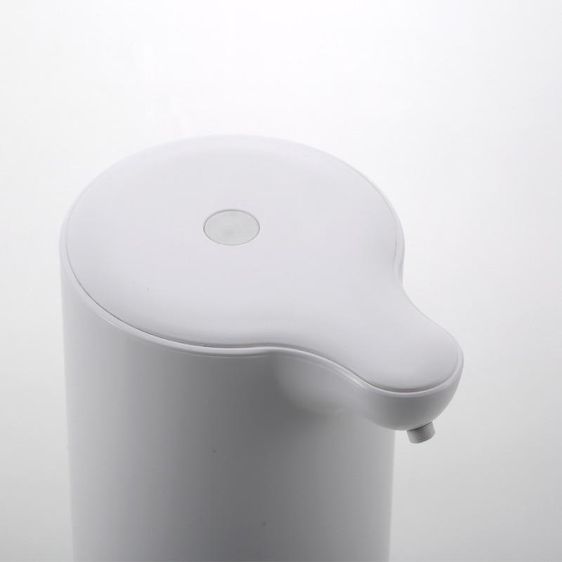 320ml Automatic Foam Soap Dispenser Touchless Foaming Infrared Motion Sensor Hands Free Soap Pump Dispenser For 320ml Automatic Foam Soap Dispenser Touchless Foaming Infrared Motion Sensor Hands-Free Soap Pump Dispenser For Bathroom Kitchen