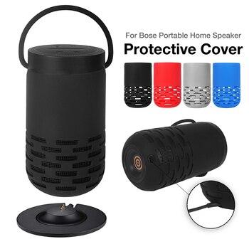 Cubierta protectora de silicona, contenedor de protección para Bose, altavoz portátil para...