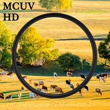KnightX UV HD MC Camera Lens Filter For canon sony nikon 60d 1300d d80 d600 photo photography 400d 49 52 55 58 62 67 72 77 mm