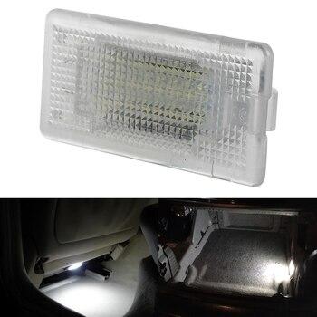 1PC LED compartimiento de equipaje luz maletero suelo lámpara Interior para BMW E36 E39 E46 E60 E65 E82 E88 E70 E71 E84 F01 F02