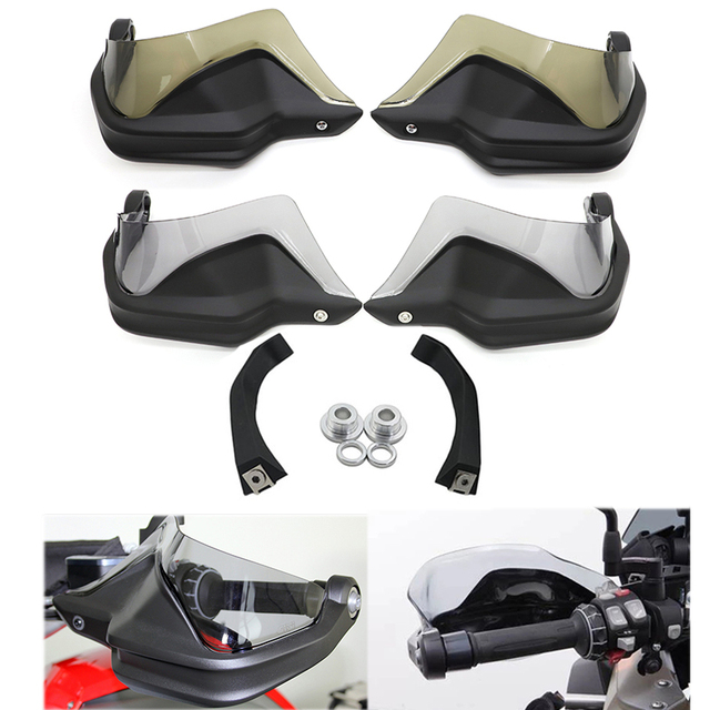 Motorcycle Handguard Hand Shield Protector Windshield For BMW R1200GS F800GS Adventure R1250GS R 1200 GS ADV R1200 GS LC S1000XR