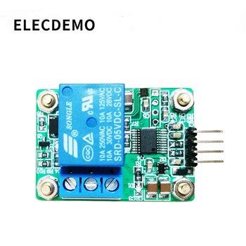 цена на MAX44009 Photosensitive sensor Photoelectric relay module Light intensity detection Serial port computer